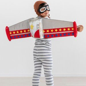Airplane Pilot  Costume Hanna Andersson